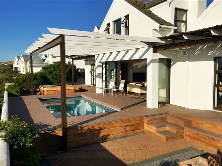 Sea-la-Vie - Sea-la-Vie is situated in the charming seaside settlement of Grotto Bay, along the Cape West Coast.  The villa has three spacious bedrooms which all have en-suite bathrooms. The open-plan living area consists ... #weekendgetaways #grottobay #southafrica