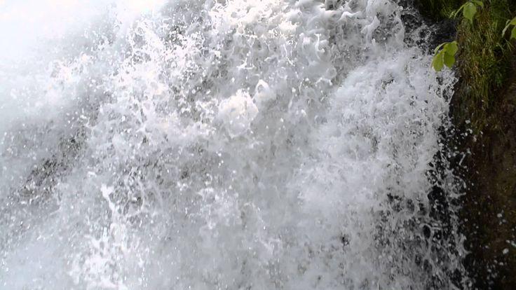 Rheinfall in Schaffhausen , wodospad na Renie w Schaffhausen, Switzerland
