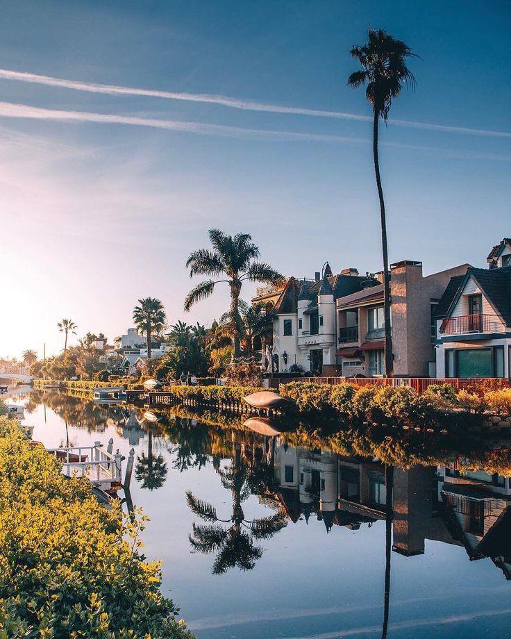 "192.2 mil curtidas, 959 comentários - BEAUTIFUL DESTINATIONS (@beautifuldestinations) no Instagram: ""A little piece of Venice in California 🌴(📷: @jessesndvl)"""