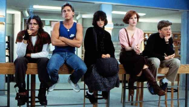 23 Iconic Teen Movies Even Adults Need To See - The Breakfast Club (1985)