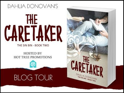 Dahlia Donovan's blog tour for The Caretaker.   Author: Dahlia Donovan  Title: The Caretaker  Series:The Sin Bin Book 2  Genre: Gay Romance  Release Date: July 8 2017  Publisher: Hot Tree Publishing  Cover Designer: Claire Smith  On sale for $2.99  Amazon:http://amzn.to/2p0a3K9  All other links:http://ift.tt/2owtav9   Nurse Freddie Whittle devotes every fibre of his being to his work with cancer patients. Their pain weighs heavily on his shoulders. Between losing clients the expectations of…