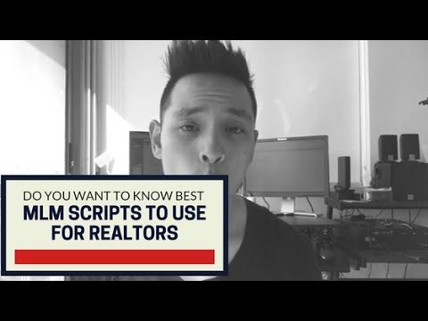 Do You Want To Know Best MLM Scripts To Use For Realtors  If you get value repin OR share this with your team members who needs to see this  http://successwithpeternguyen.com/do-you-want-to-know-best-mlm-scripts-to-use-for-realtors/
