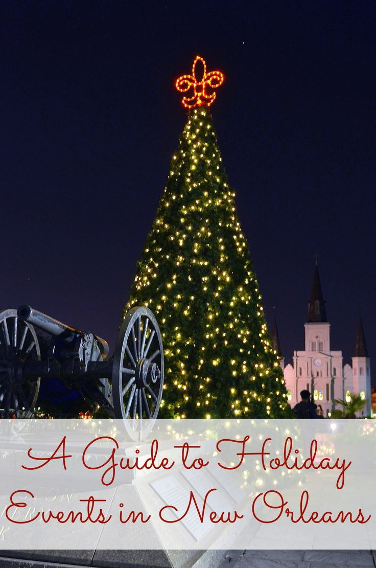 The Ultimate Guide to the Holidays in New Orleans With Families | New Orleans Moms Blog
