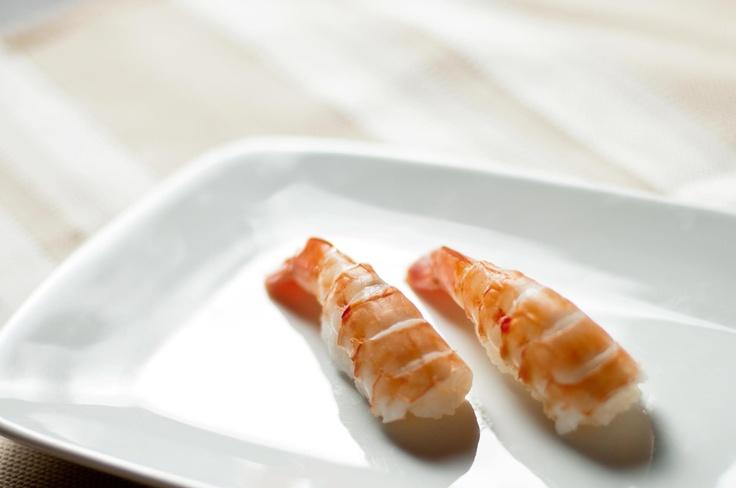 Ebi Nigiri - Shrimp Nigiri by Sushiman  Rodrigo Eiji Kikuchi
