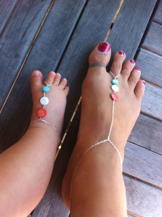 barefoot sandals baby barefoot sandals by Aupetitpied on Etsy, $59.00