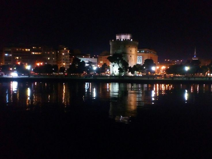 White tower!  Greece,  Makedonia, Thessaloniki!