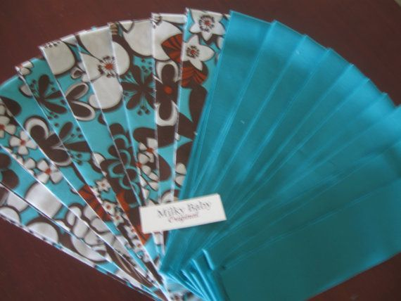 jelly roll fabric strips 20 pcs 44 long by MilkyBabyBoutiqueLLC
