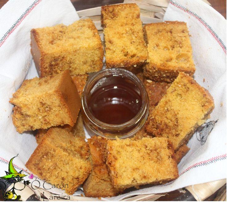"""Miel"""" la colmena de Sofía """", es auténtica miel artesana Gallega, multifloral de brezo, castaño, roble y capudre, recolectada en los Ancar..."""