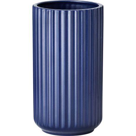 Lyngby   Vase Mat blå 20 cm Fås pt hos Imerco til 399kr