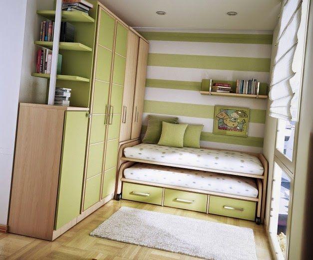 Desain Interior Tempat Tidur Anak Tingkat Cantik Dan Simple | Griya Indonesia