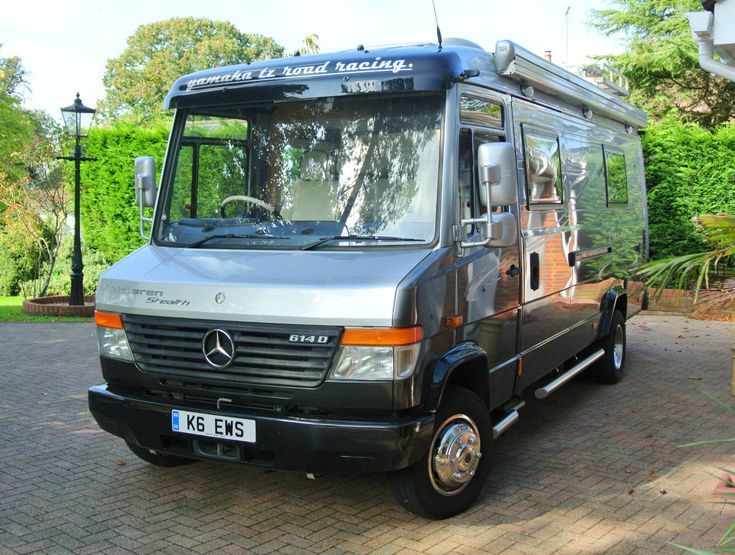 Best 20 mercedes vario ideas on pinterest for Mercedes benz caravan