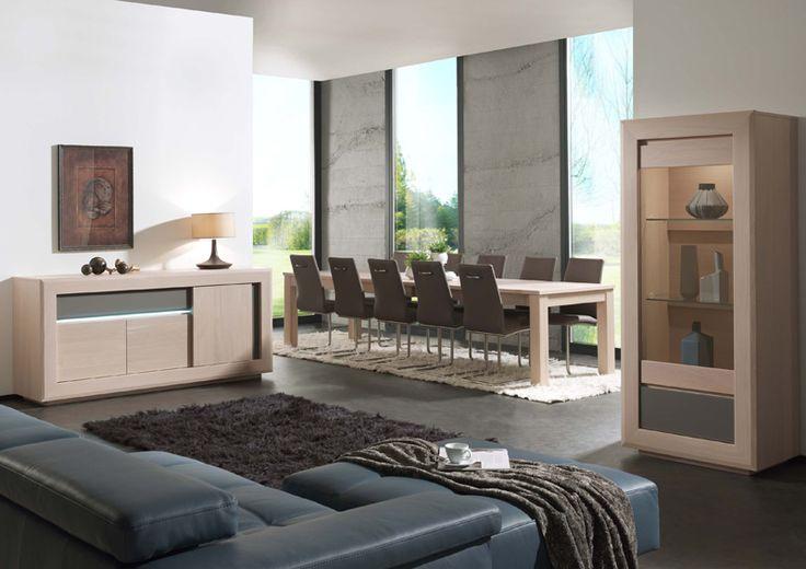 melody notre s jour contemporain en ch ne meubles toff. Black Bedroom Furniture Sets. Home Design Ideas