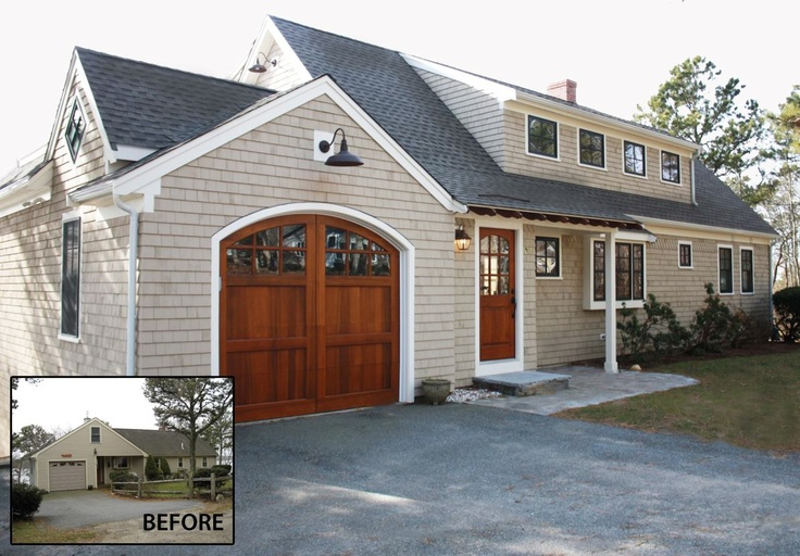 Ranch remodel cape cod ma and cape cod on pinterest for Cape cod house renovation