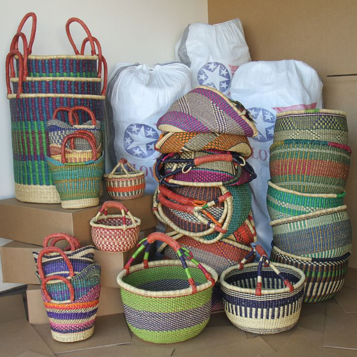 South African Baskets: Groupings Images On Pinterest