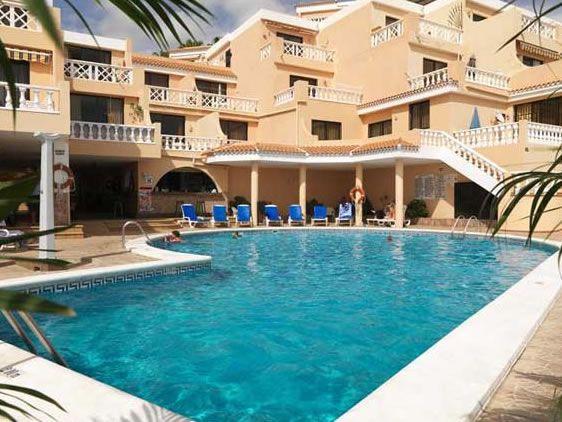 Paradise Court, Tenerife Hotel Accommodation