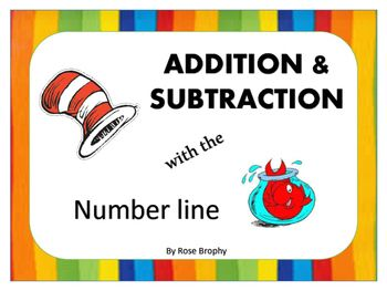 A+great+center+activity+to+reinforce+addition+and+subtraction+using+the+number+line.+I+can+statement+posters+are+included.+The+students+are+encouraged+to+communicate+their+thinking+with+the+provided+wipe+off+posters.+All+you+need+is+erasable+markers+and+dice!