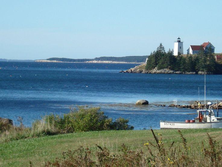 Swans Island School Maine
