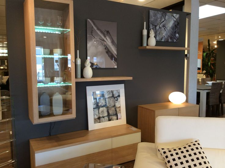 Moduléo. Composez votre aménagement de mur et personnalisé ! Ernest Ménard meubles. France.