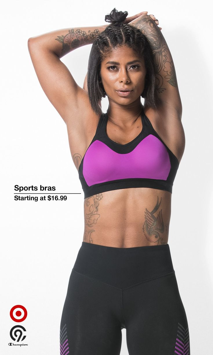 C9 Champion sports bras feature strappy details, punchy colors and Duo Dry technology, to keep you cool and dry—allowing you to bend, reach, and workout your way, all day. Shop a new kind of strong. Only at Target.
