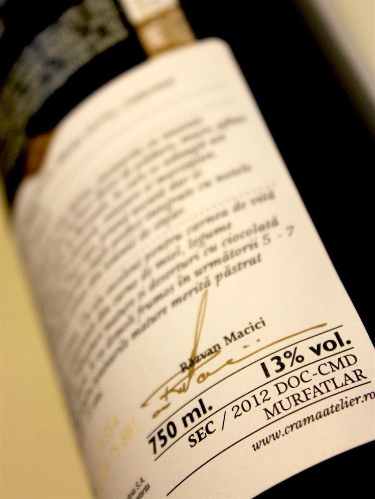 Magazin de vin – Portofoliu – Sable Noble rosu