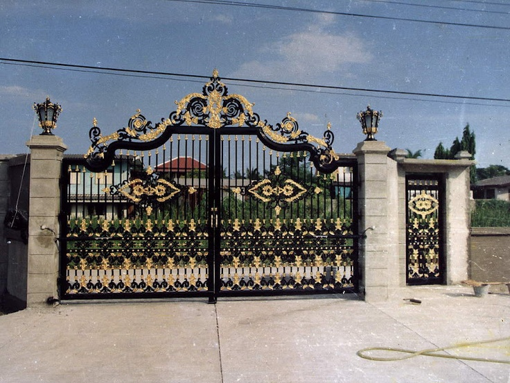 House Gate Style Bing Images Gates Beautiful