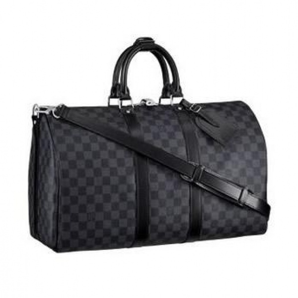 1ffd613fa25f Men Louis Vuitton Luggage Keepall With Strap Men N41418