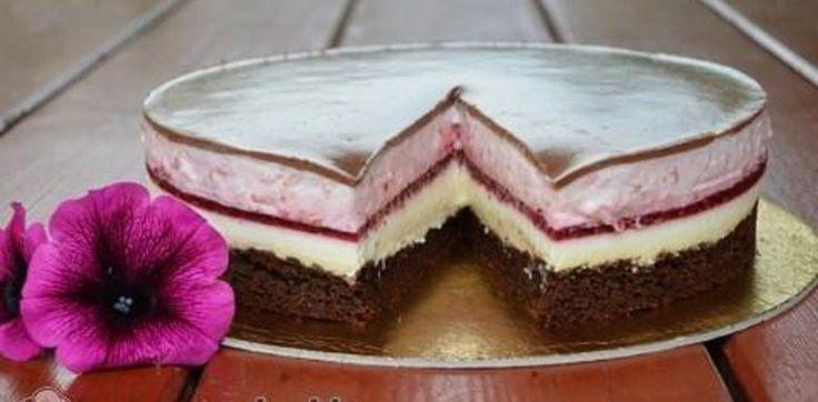 Recept: Egy díjnyertes recept, ilyen tortát nem kapsz a cukrászdában