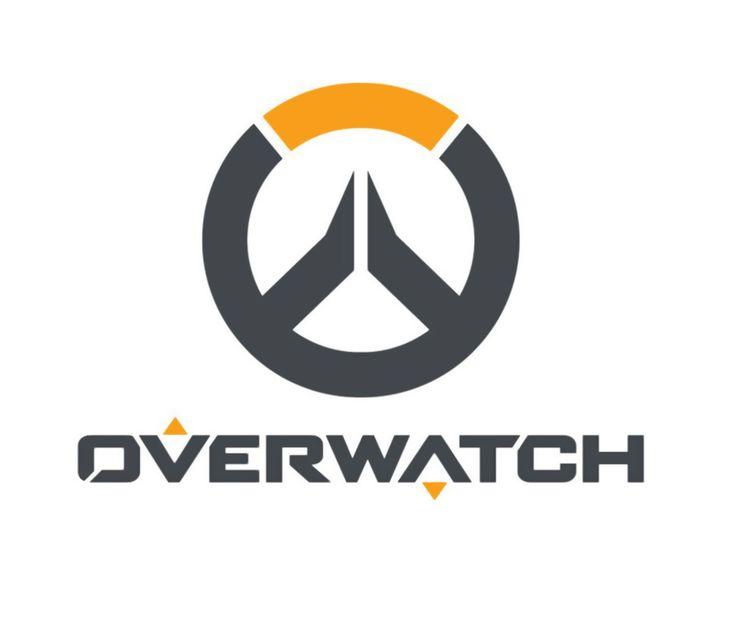 Character Design Logo : Logo characters art overwatch design