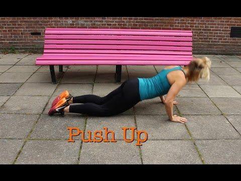 Workout #2: Push ups (voor sterke armen) - Furrow