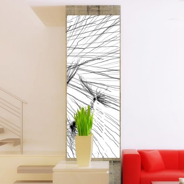 GoBig Dandelion wall panel