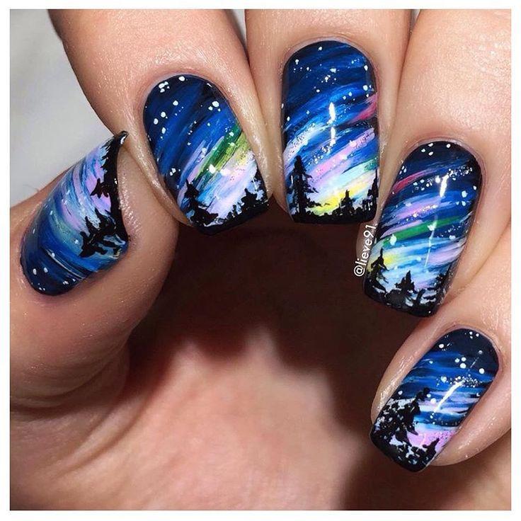 Sky nails