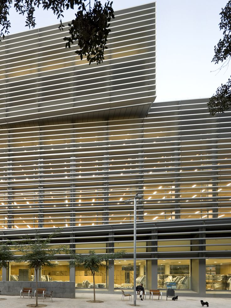 120 best bcq arquitectura barcelona images on pinterest - Oficina seguridad social barcelona ...