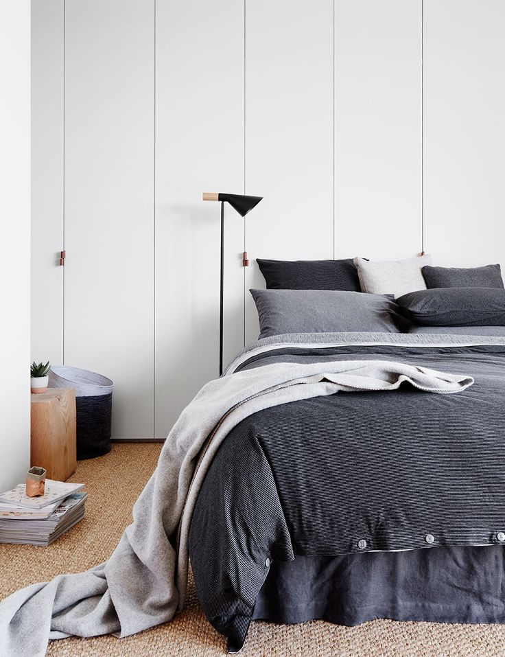 Abode Living - Quilt Covers - Chelsea Jersey - Abode Living