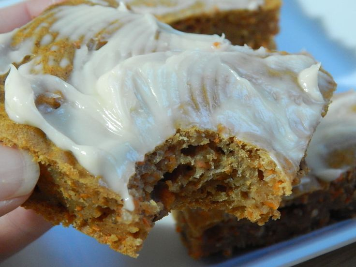 Luby carrot cake recipe