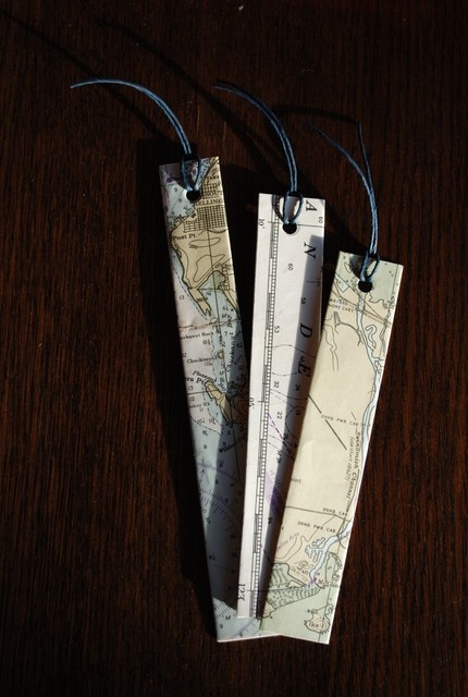 make your own map bookmark, well your cozy reading your book in the winter you can be thinking about your fun that awaits in the summer time!!!!with your very own bookmark.