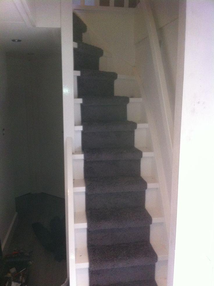 16 beste afbeeldingen van houten trappen - Schilderij kooi d trap ...