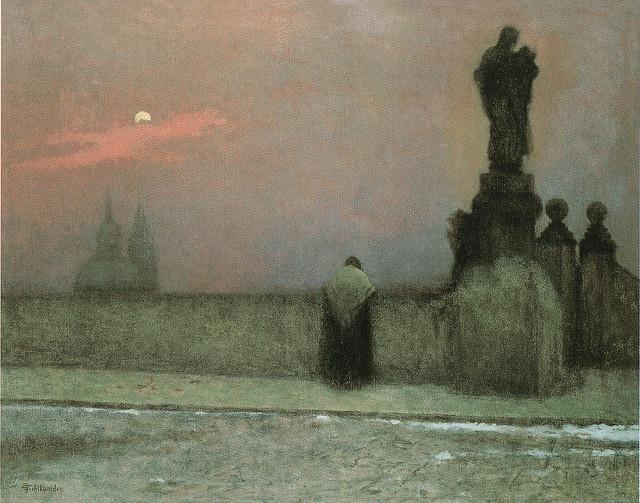 jakub schikaneder paintings - Google Search