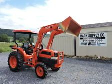 2005 Kubota L3130 Compact Tractor Loader Diesel 4X4 3 Point Bobcat Video !!!finance tractors www.bncfin.com/apply