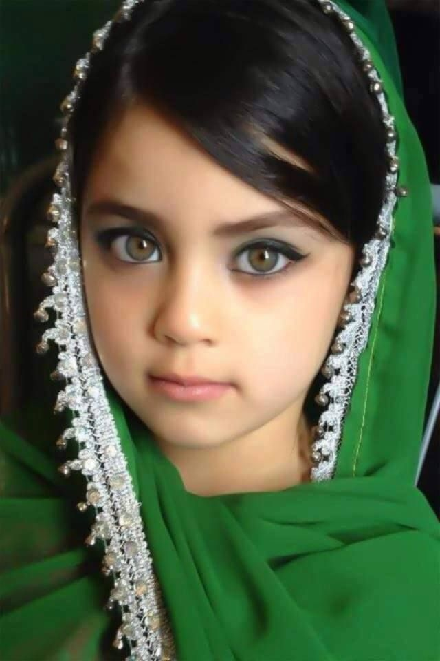 India, stunning little girl ❤️