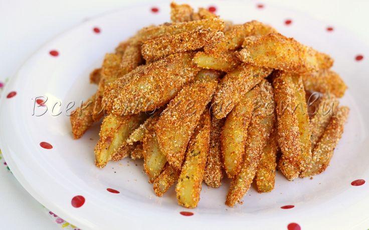 Вижте как се приготвят най-вкусните и хрупкави картофи на фурна