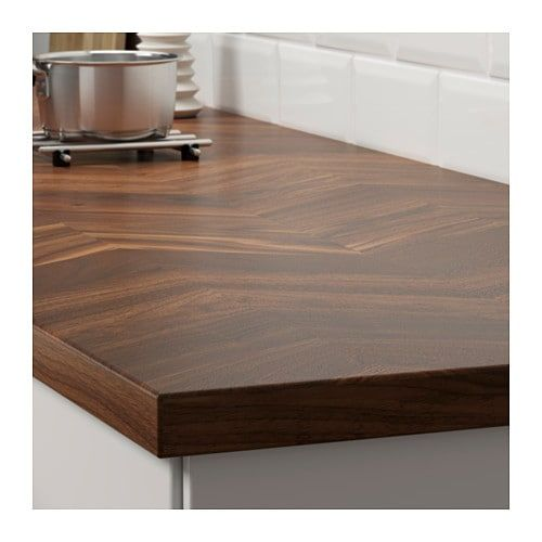 Barkaboda Worktop Walnut Veneer 186x3 8 Cm Karlby Countertop