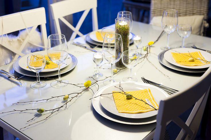 skjærtorsdag bord dekket