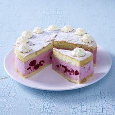 Unser beliebtes Rezept für Himbeer-Käsesahne-Torte und mehr als 55.000 weitere kostenlose Rezepte auf LECKER.de.