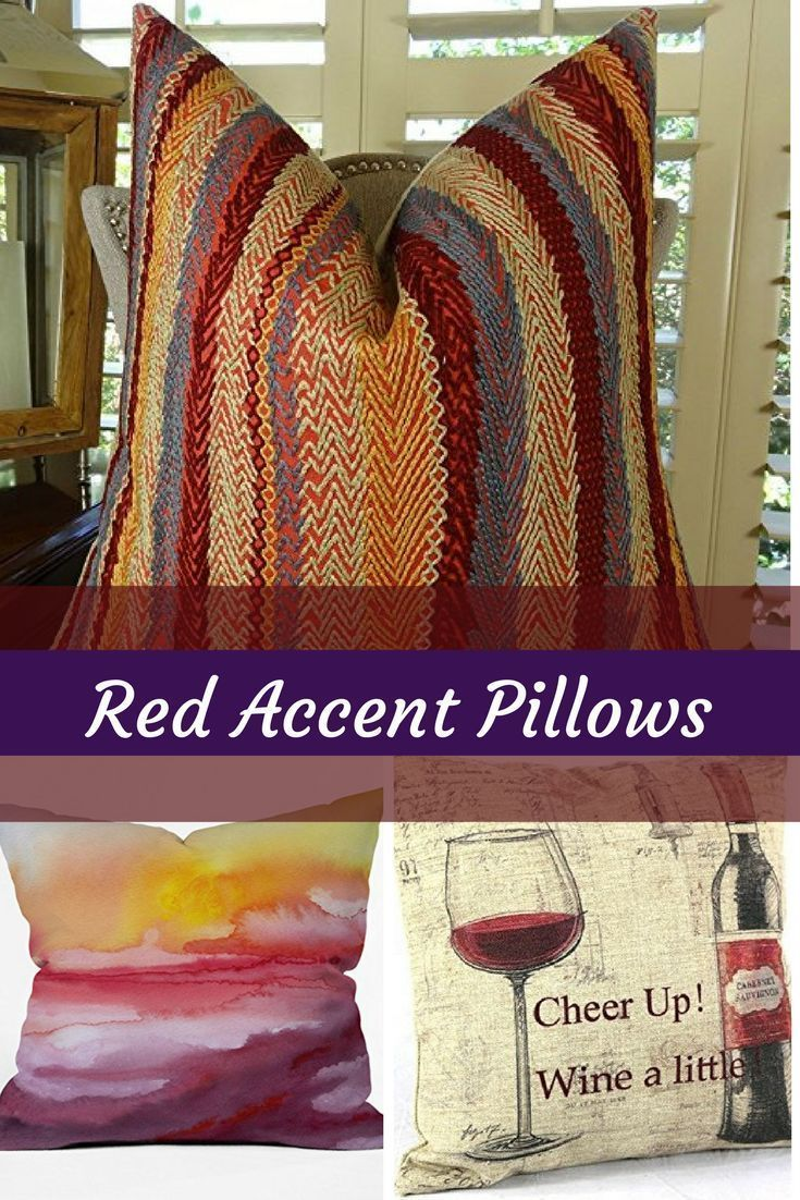 get 20 red throw pillows ideas on pinterest without