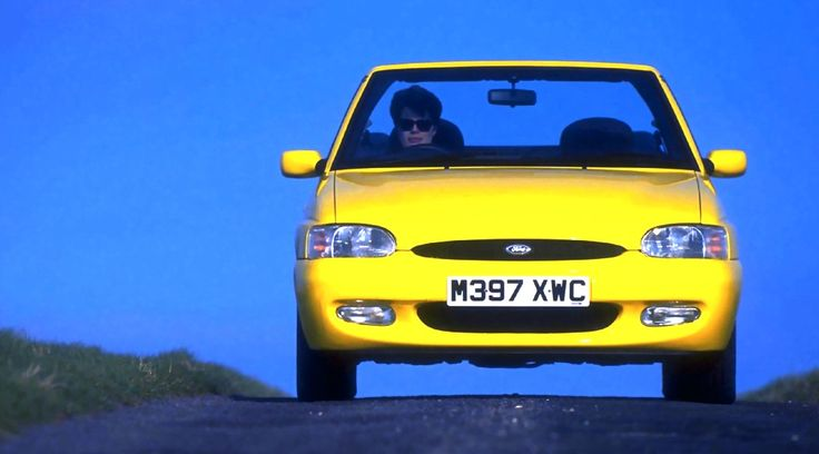 Best Selling Cars – Matt's blog » UK 1998: Ford Fiesta leads, Escort leaves, Focus arrives