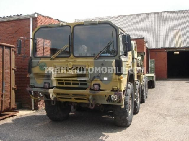 Man KAT A1 M1001 EX ARMY 8x8 Second hand https://www.transautomobile.com/en/export-man-kat-a1-m1001/1464?PI