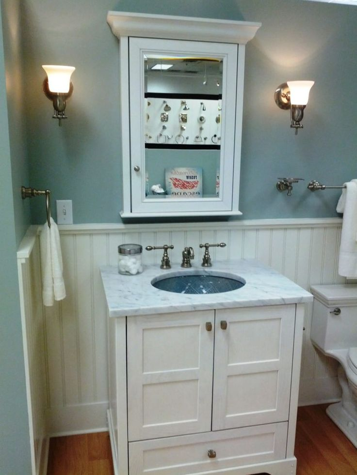 white wainscoting bathroom vanity Best 25+ Wainscoting bathroom ideas on Pinterest