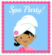 Great 9 Year Old Girl's Birthday Party Idea: A Spa Party! - MomOf6