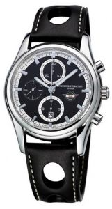 FC-392HBS6B6 FREDERIQUE CONSTANT Vintage Rally Healey Chronograph Automatic Men Watch