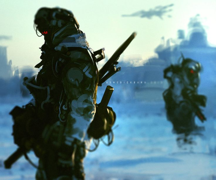 Warzone Battle Echo by benedickbana on DeviantArt